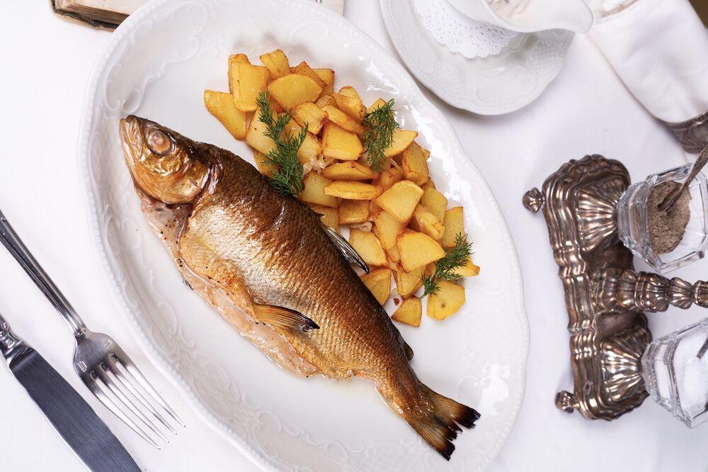 Ladoga whitefish