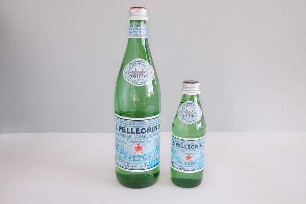 S. Pellegrino sparkling 500 мл