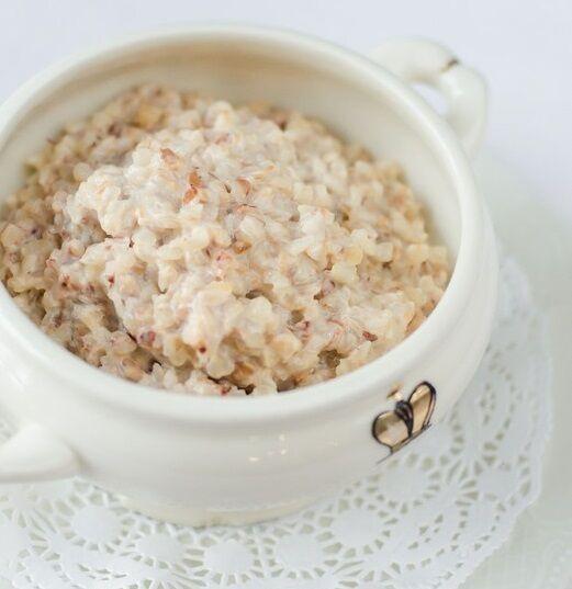 Buckwheat porridges