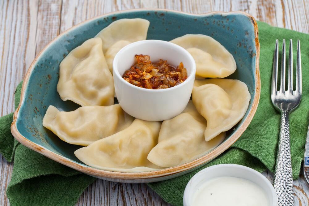Potato dumplings