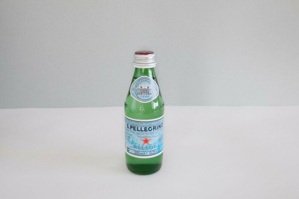 S.Pellegrino sparkling 250 ml
