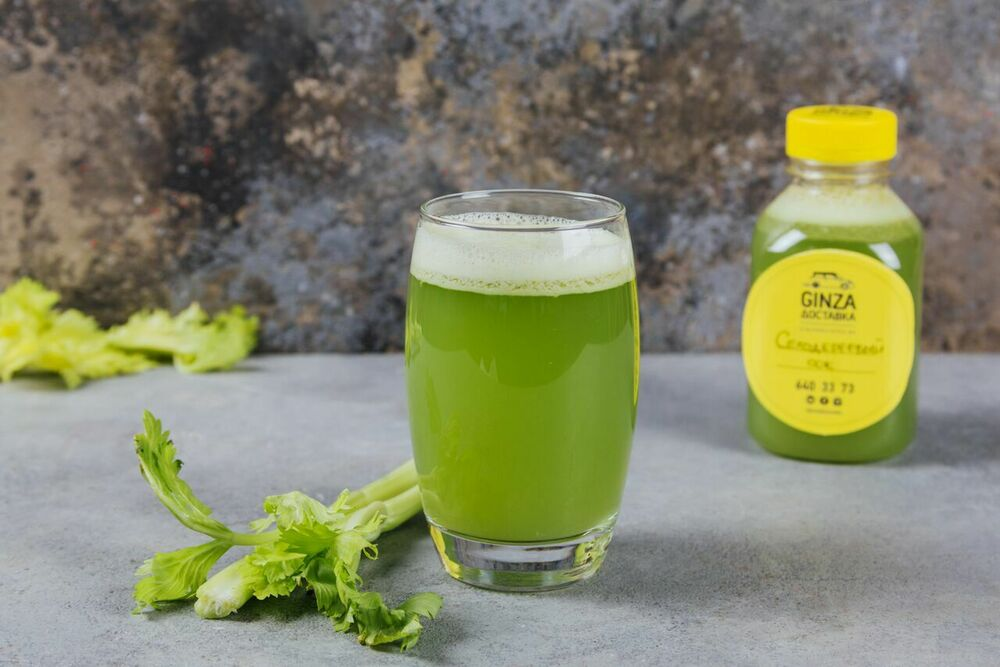 Celery 250 ml