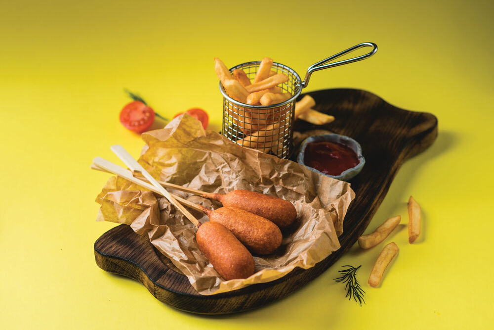 Sausages from a fairy tale
