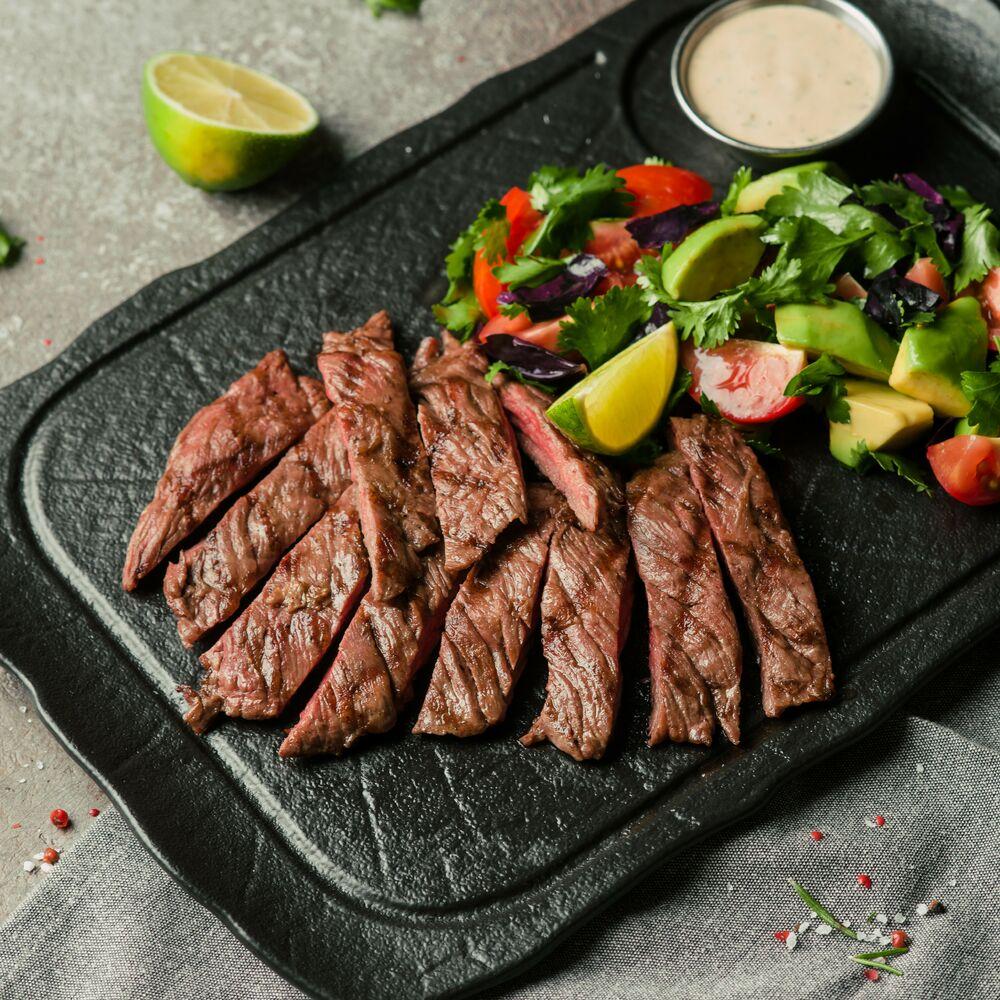 Machete-steak