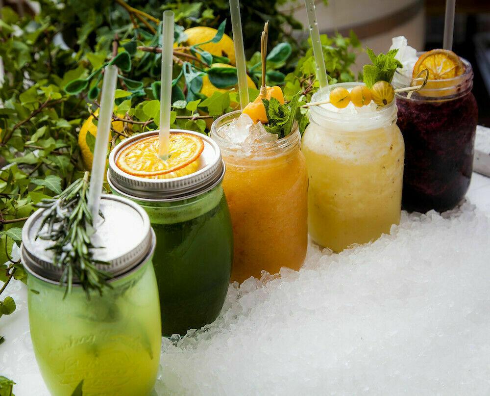 Basil tangerine limonade 1 liter
