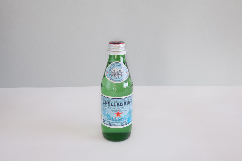 San Pellegrino sparkling 250 ml