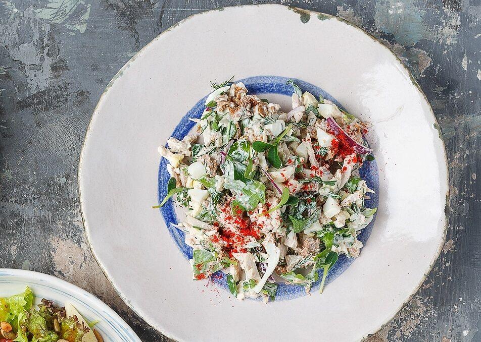 Soko Salad