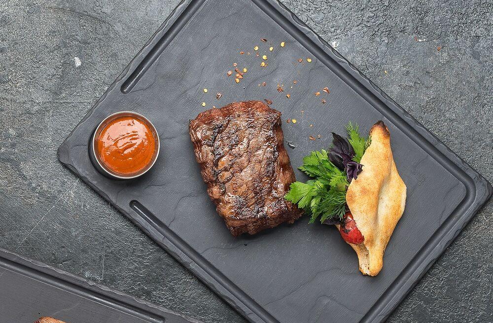 Steak Peek