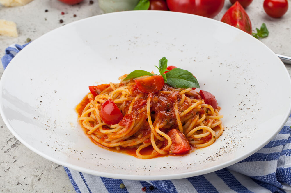 Penne Pomidorini