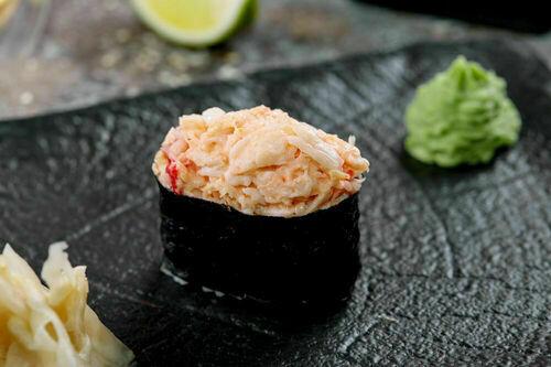 Crab spicy