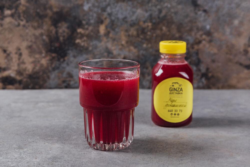 Black currant fruit-drink 250 ml