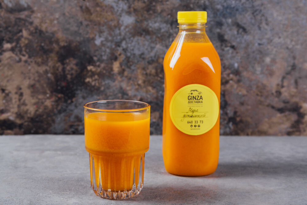 Sea-buckthorn fruit-drink 1 liter