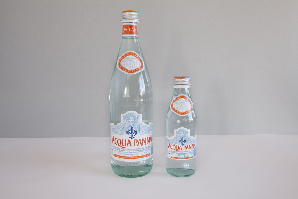 Acqua Panna still 750 ml