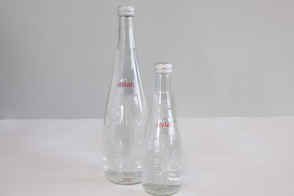 Evian still 330 ml
