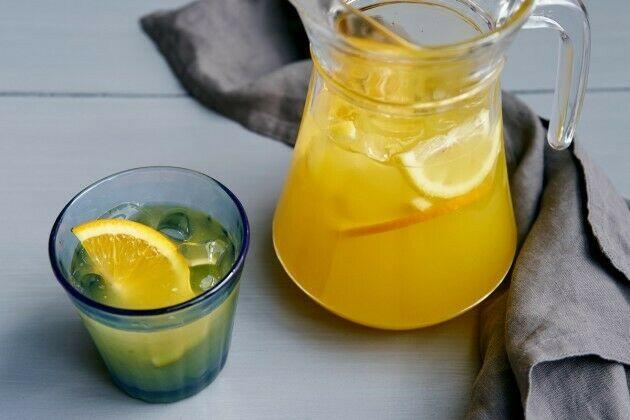 Ginger-citrus lemonade 500 ml