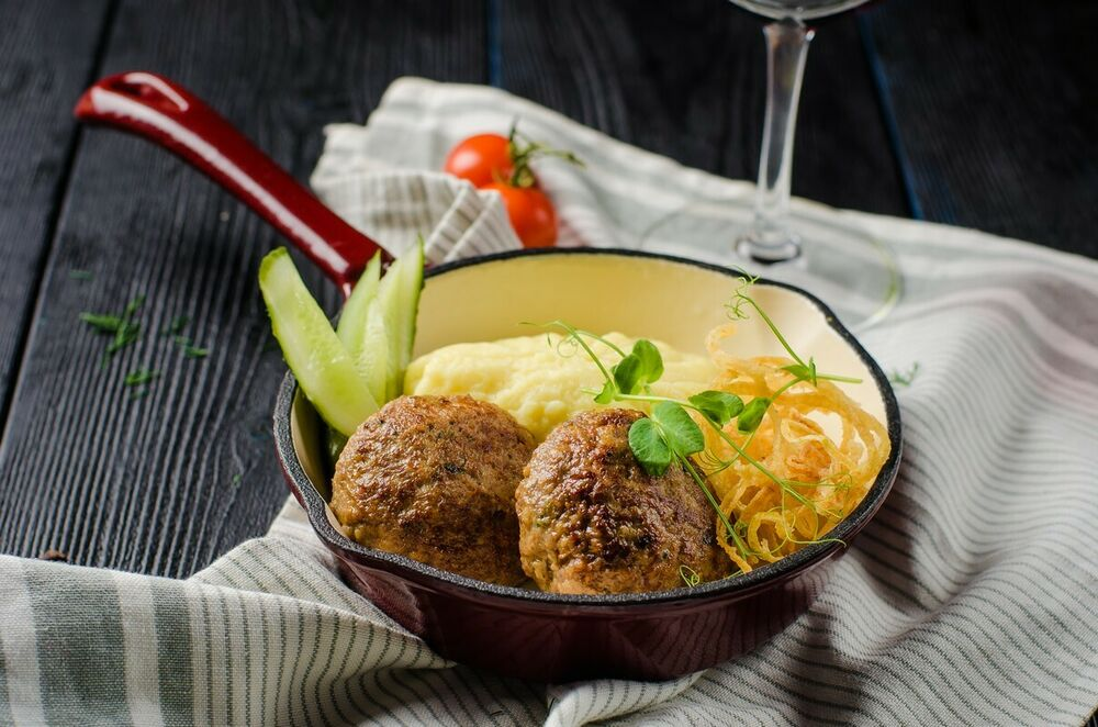 Cutlets from Petrovna