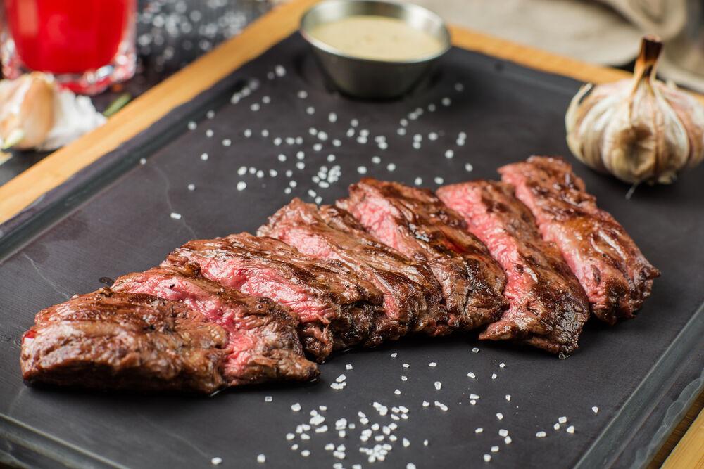 Machete steak