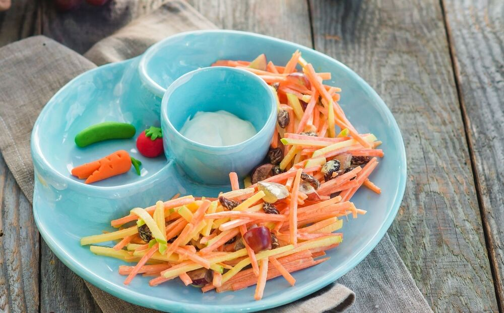 Carrot-аpple salad