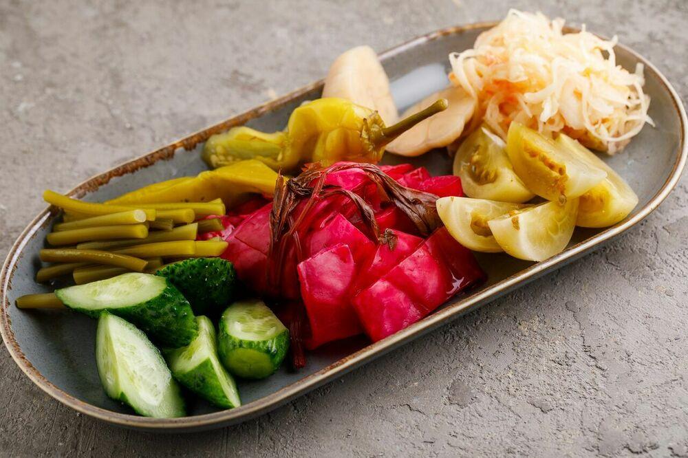 Barrel pickles