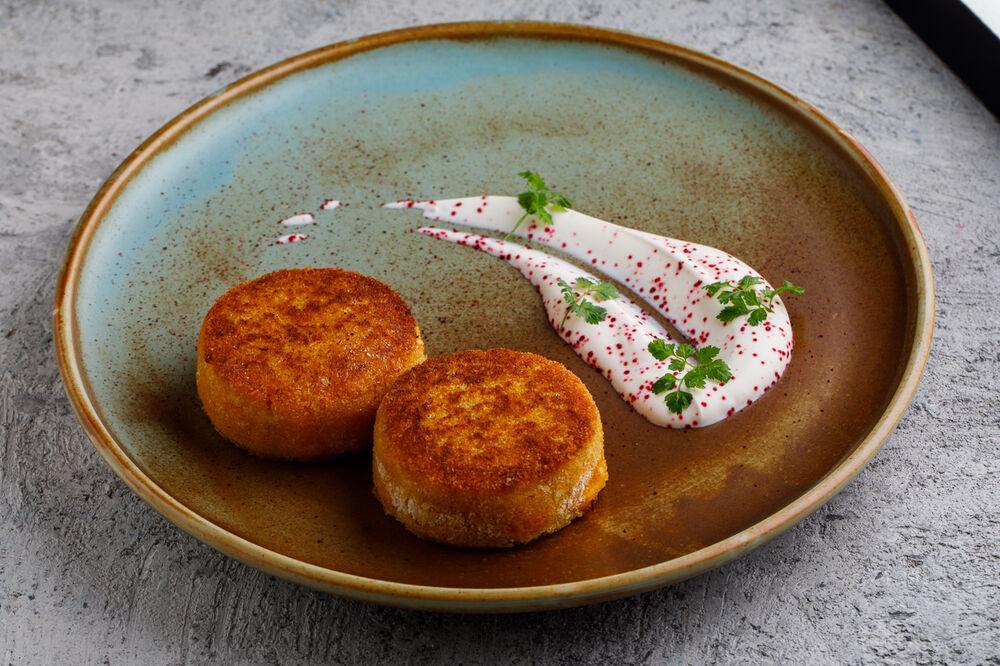Carrot cutlets