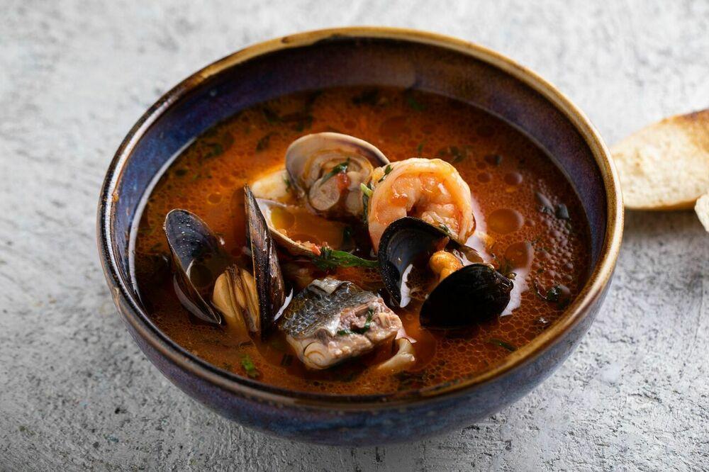 Soup Mediterranean