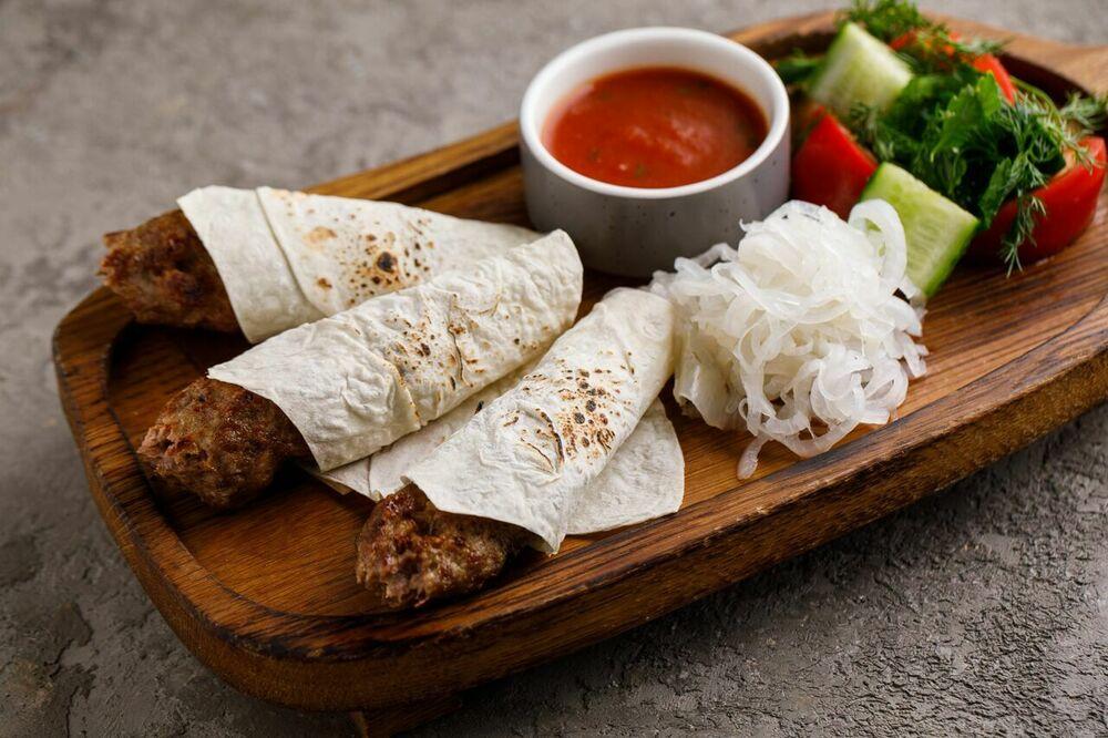 Mutton Lulah-kebab