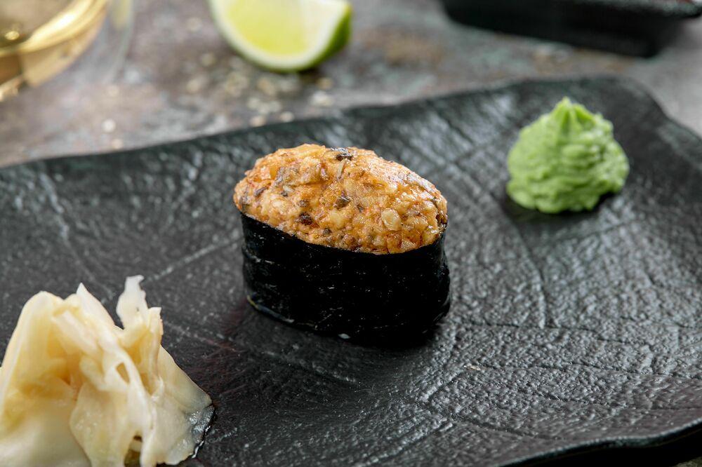 Spicy eel