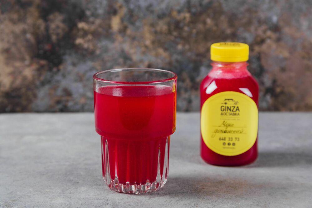 Raspberry fruit drink 250 ml