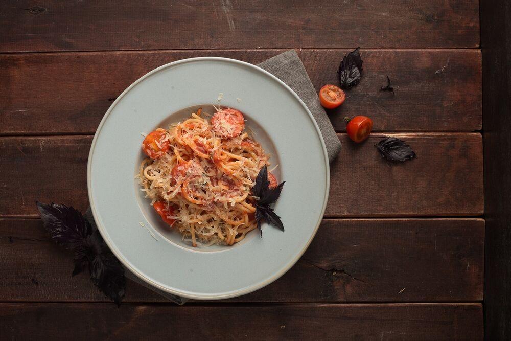 "Pasta ""Pomidorini"""