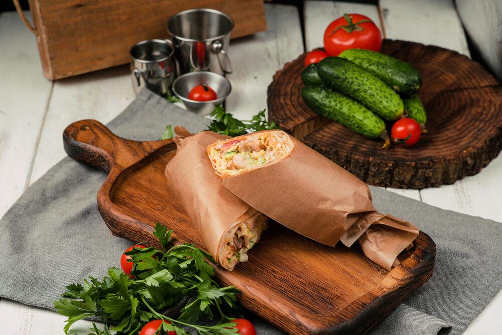 Suli Guli shawarma