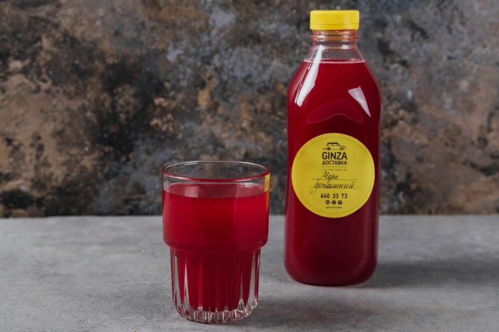 Cranberry fruit-drink 1 litre