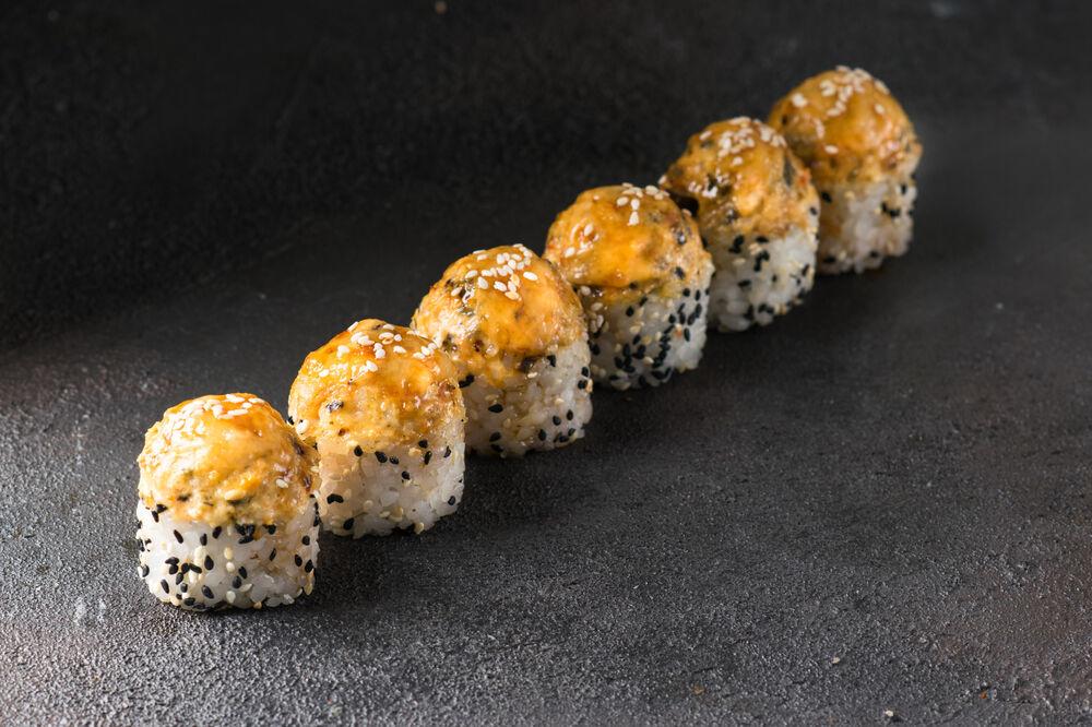 Baked Okinawa Roll