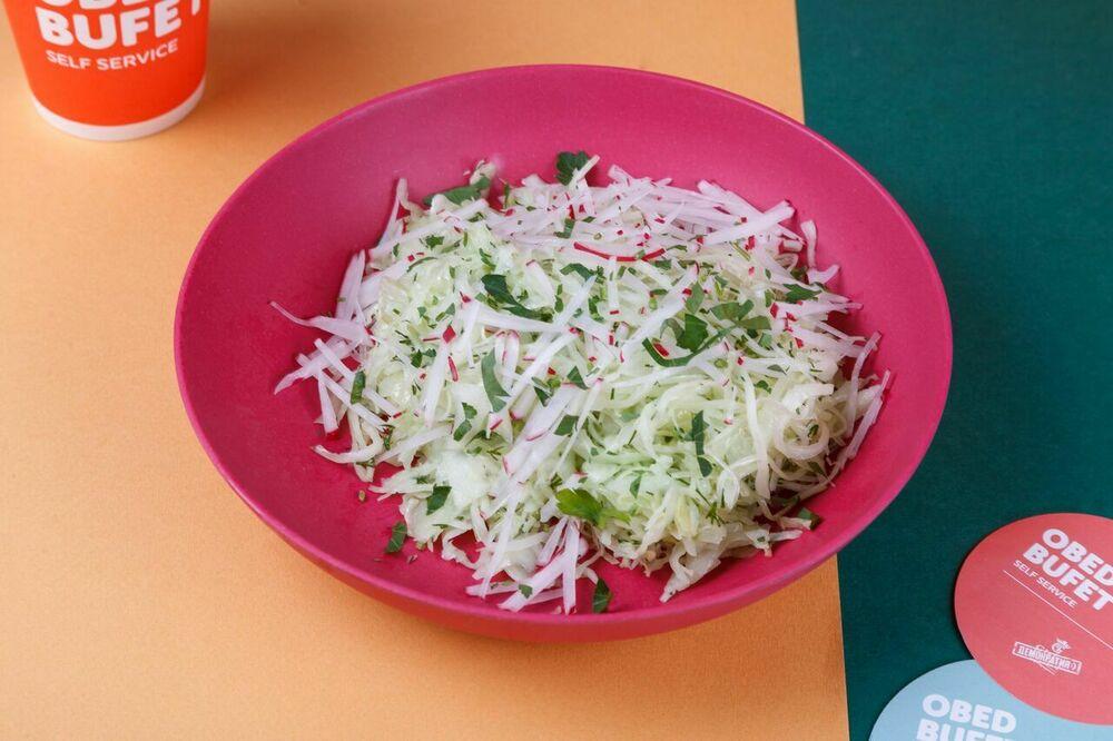 "Salad ""Tenderness"""