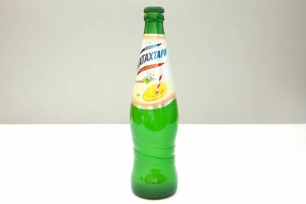 """Lemonade """"Natakhtari"""" Cream -cream 500 ml"""