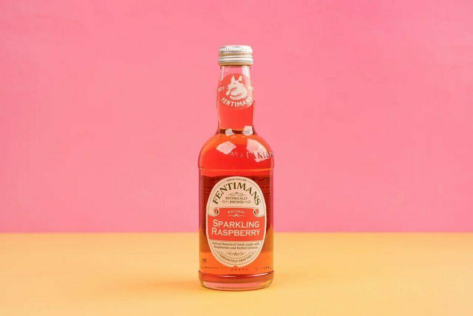Fentimans lemonade sparkling rasbeberry of 275 ml