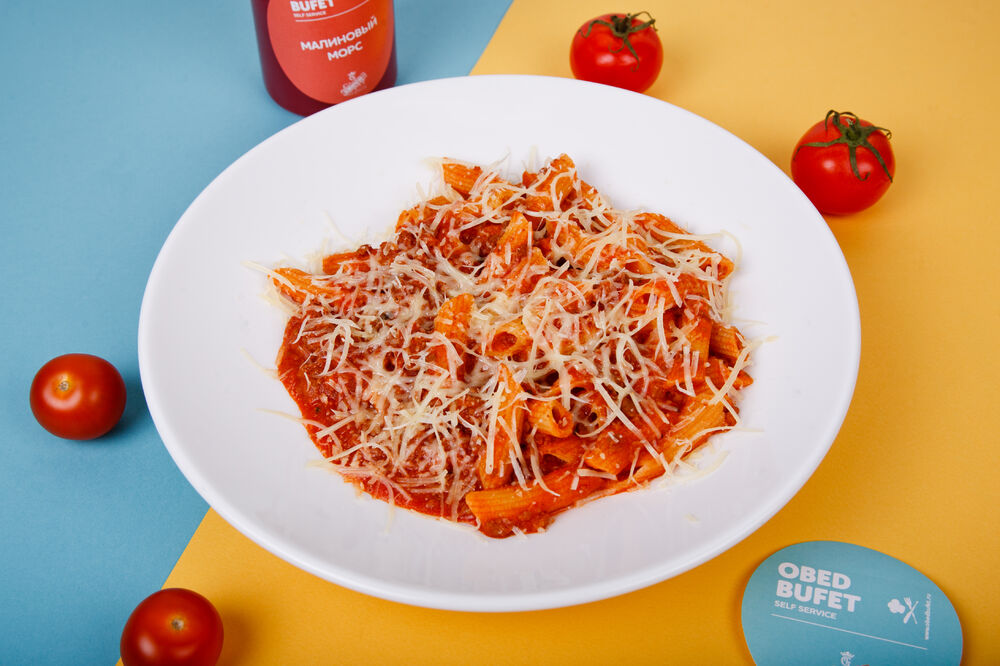 """Pasta with sauce """"Bolognese"""""""