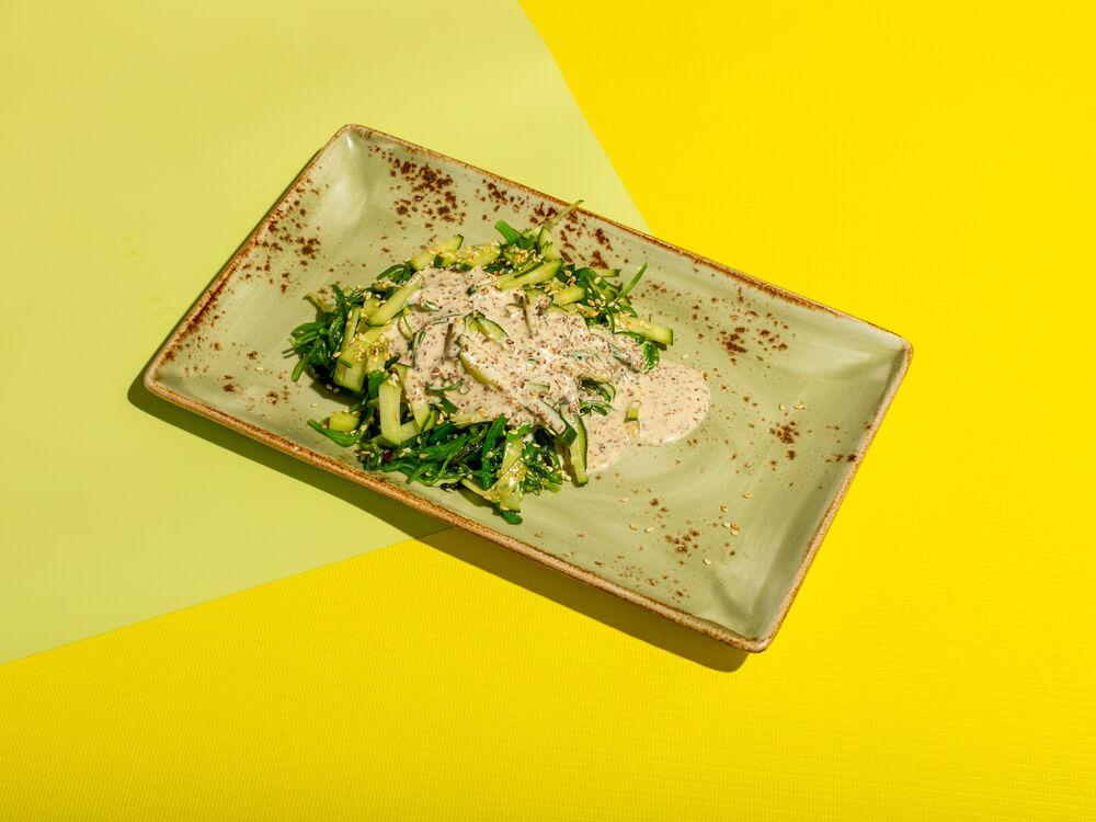 Chuck salad