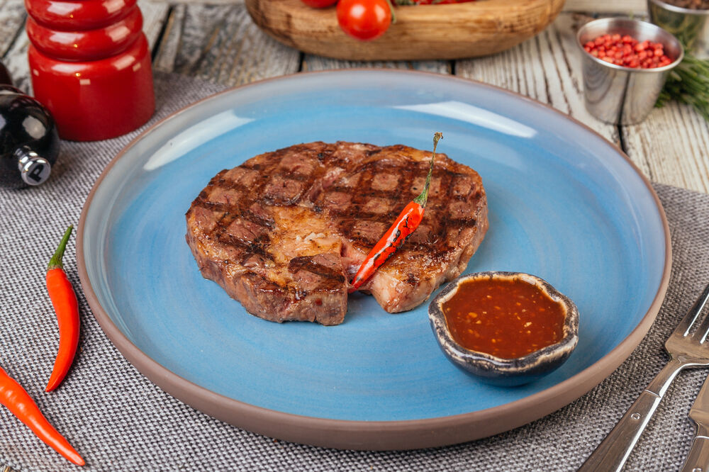 Steak Ribai