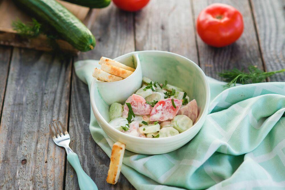 Friendly salad