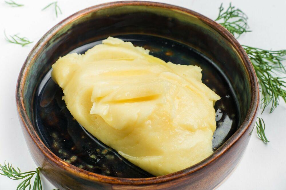 Children's mashed potatoes