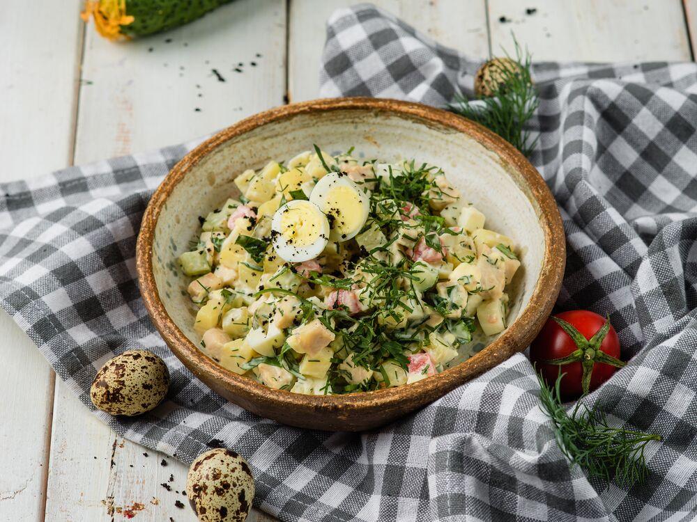 Salat Olvie