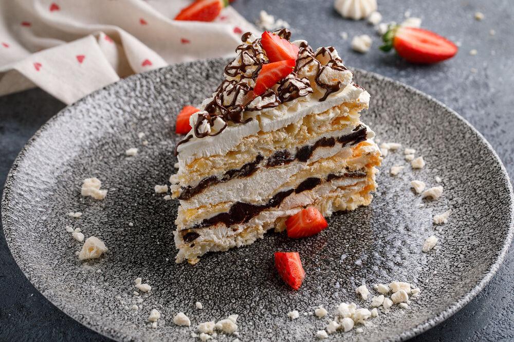 Counts ruins dessert