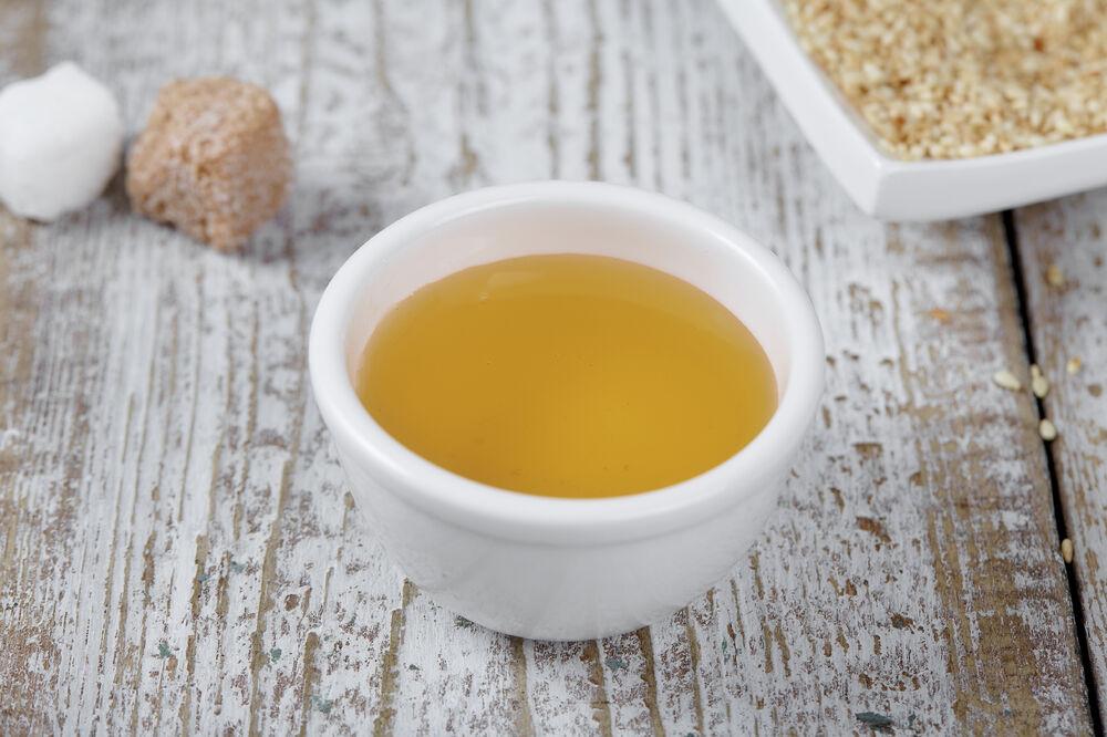 Topping honey