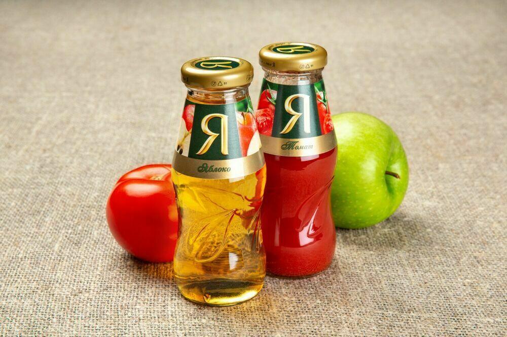 """Juice """"I"""" apple"""