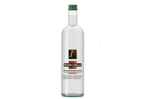 Russe Quelle 500 ml (sparkling)