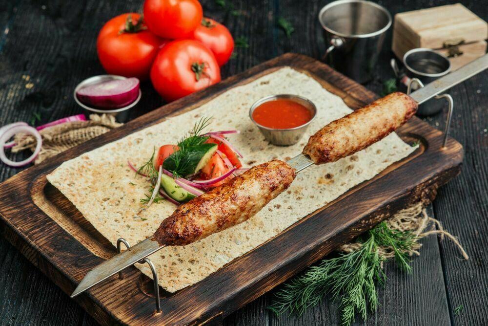 Loving Chicken Kebab