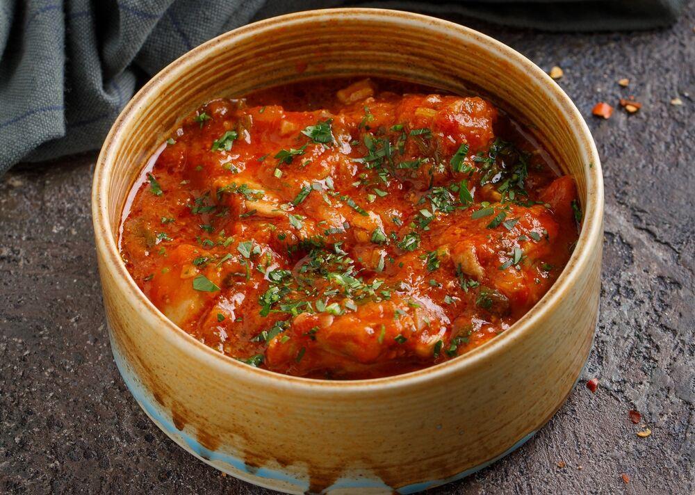 Chicken chakhokhbili