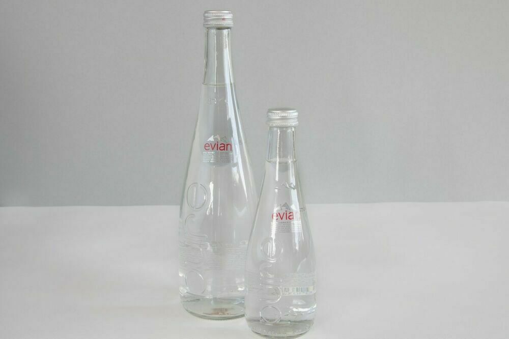 Evian (750 ml) still