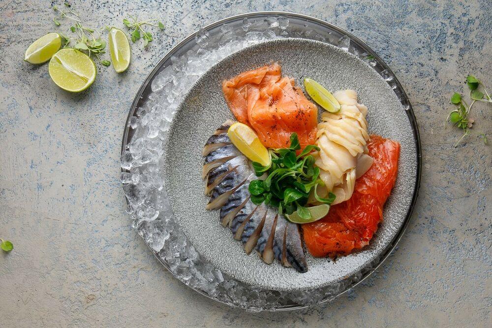 Cold Fish Platter