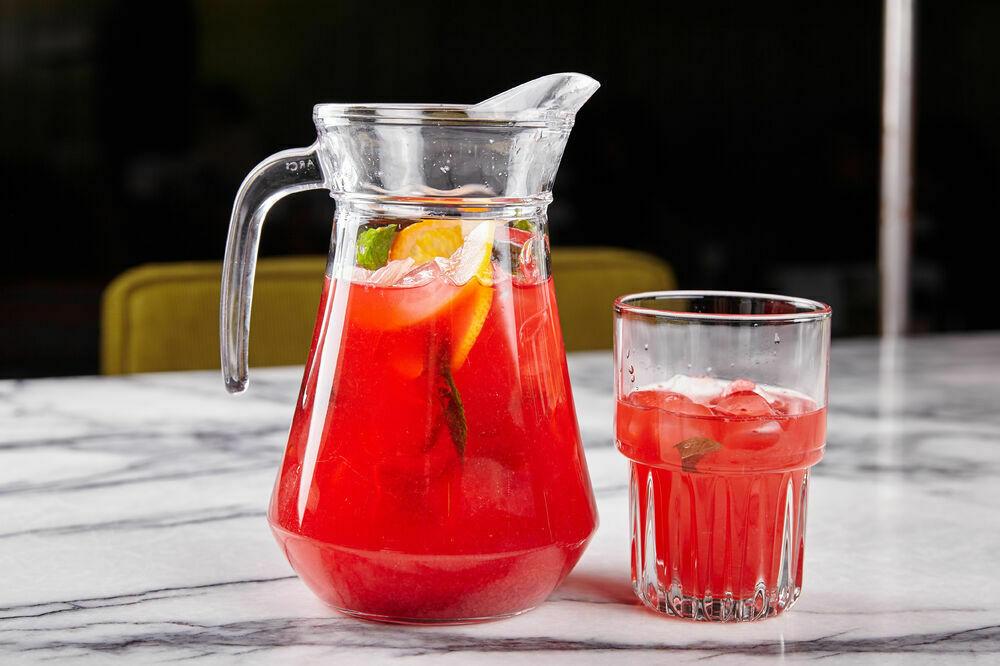 Passion fruit strawberry 1 liter